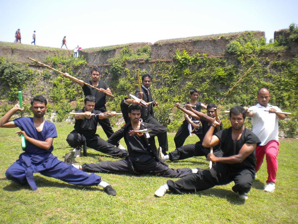 marshall art classes in bangalore