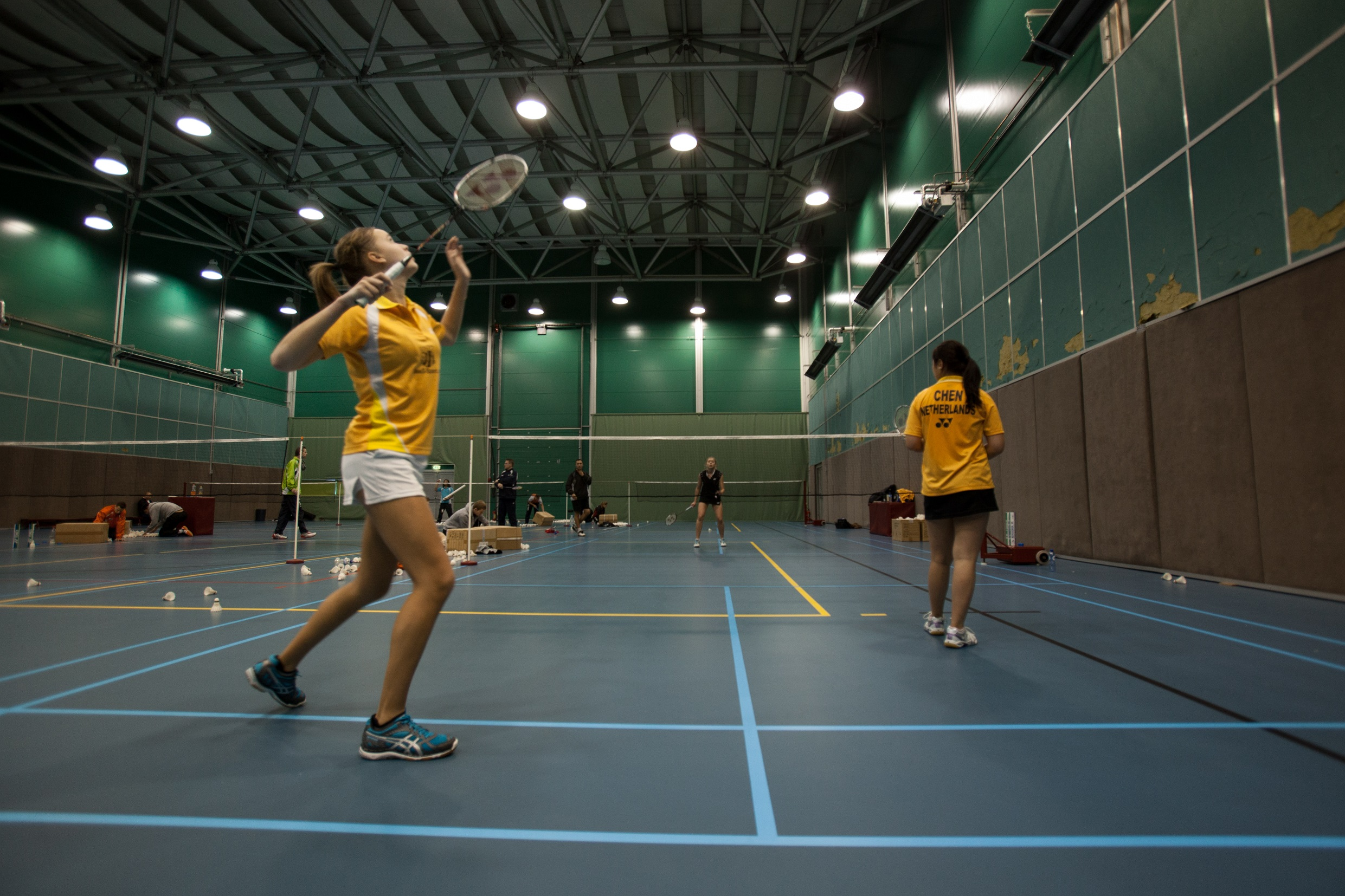 5 health benefits of playing badminton