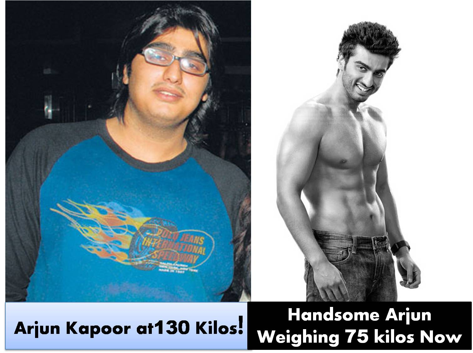 Arjun Kapoors fitness secret is not all about having abs
