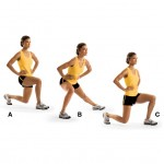 How To Do Clock Lunges