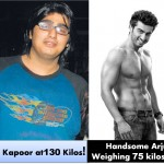 How did Arjun Kapoor Lost his Unbearable Weight?
