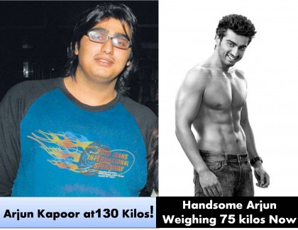 How did Arjun Kapoor Lose his Unbearable Weight?