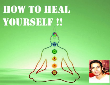 HOW TO HEAL YOURSELF- Fitness with yoga and meditation
